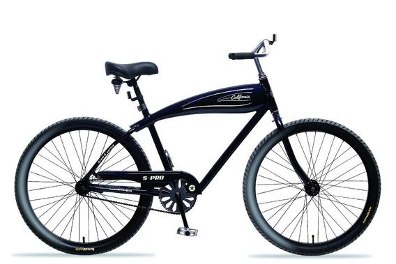 Bicicleta S-pro California Man Megatore Virtual