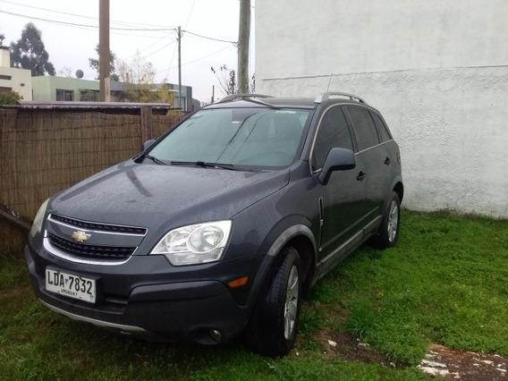 Chevrolet Captiva 2.4 Lt Mt 2010