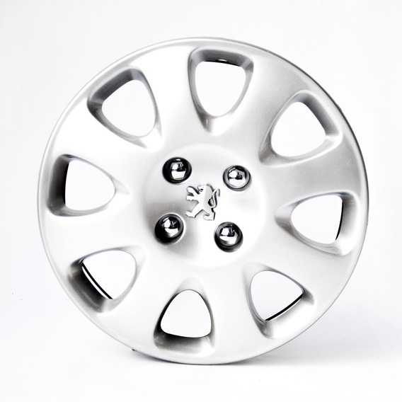 Taza De Rueda Peugeot 307 Columbia R 15 Original