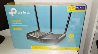 Router Tp- Link Modelo: Tl-wr941hp