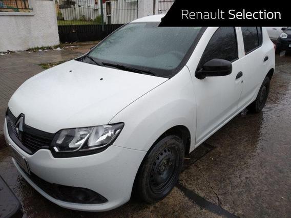 Renault Sandero Authentique Full 2017