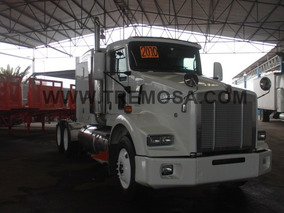 Tractocamion Kenworth T800 2010100% Mex. #2821