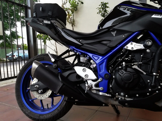 Yamaha Mt 03, Abs, Con Extras, Mt03