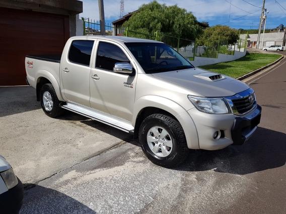 Toyota Hilux Srv 3.0 4x4 Automática 2015 Km 120.000