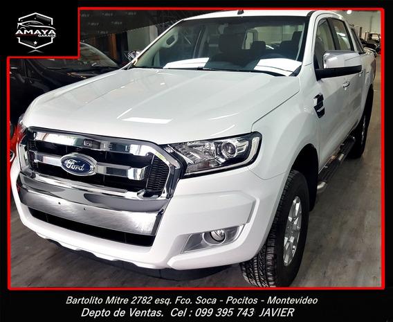 Amaya Garage Nueva Ford Ranger Xlt Nafta 0km
