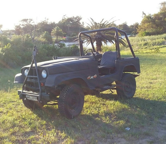 Jeep Willys Cj3