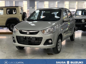 Suzuki Alto K10 2019 Gris Plata 0km