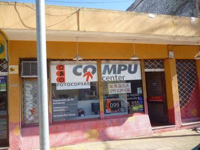 Local Comercial, Céntrico, En Calle Principal.