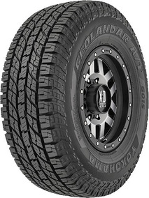 Neumático Cubierta Yokohama 235/70 R16 Geolandar A/t 106h