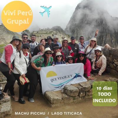 Machu Picchu Y Lago Titicaca Viaje A Perú Paquete Completo