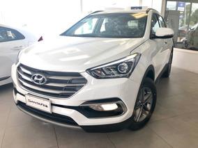 Hyundai Santa Fe Gls 2.4 80% Tasa Cero - Lagomar Automoviles