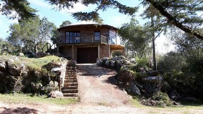 Se Alquila Cabaña En Villa Serrana Lago Azul