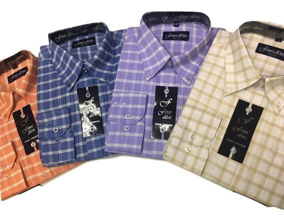 Camisa Oferta Tipo Bambula