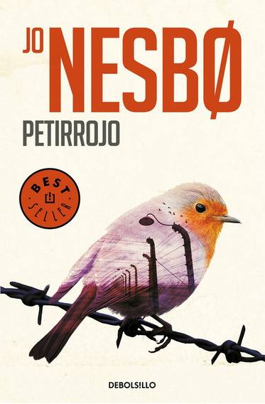 (-) Petirrojo (harry Hole 3) Jo Nesbo