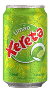 Refresco Xereta Sabor Limonada Lata 350ml Funda X6u