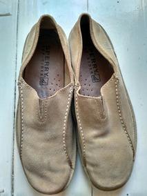 Zapatillas De Cuero Sperry