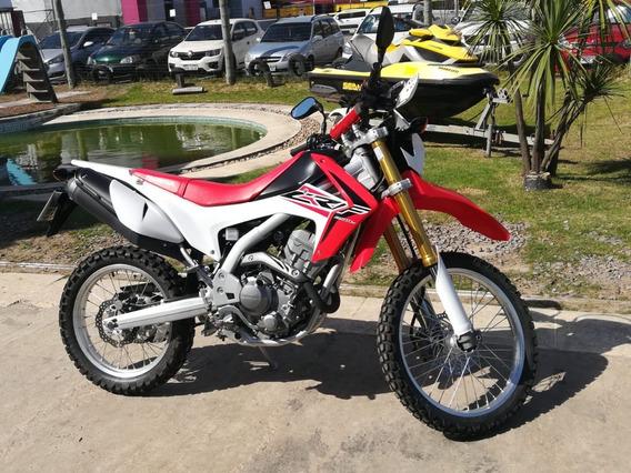 Honda Crf250l, 60 Cuotas De Usd 158, Inmejorable Estado