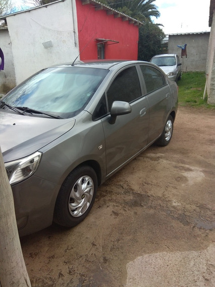 Chevrolet Sail 1.4 Full 2014
