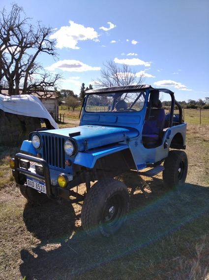 Jeep Jeep Willys J3 Doble Faeton