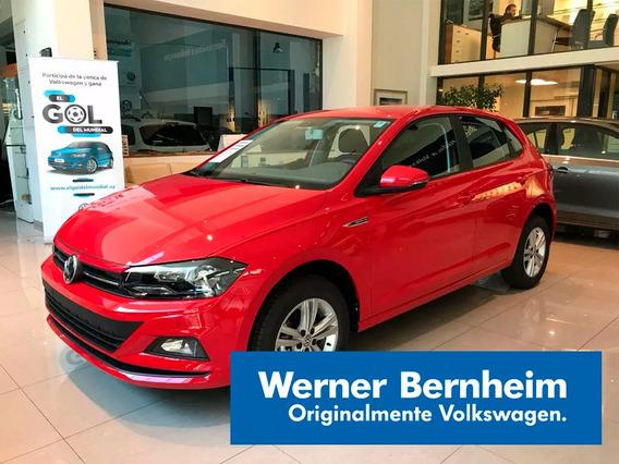 Volkswagen Polo Comfortline Rojo 0km - Werner Bernheim