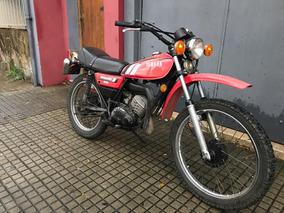 Yamaha Dt 100 Original !! Todo Al Dia Lista Para Transferir