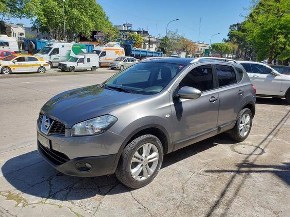 Nissan Qashqai Año 2014 2.0 Automatica Financio/permuto