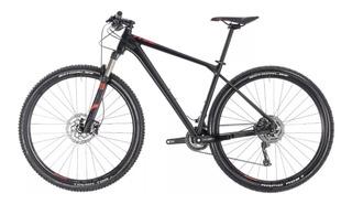 Bicicleta Montaña Cube Reaction Pro Aluminio Full Xt, Rh Mer