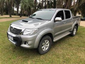 Toyota Hilux 3.0 Cd Sr Tdi 171cv 4x2 - B3 2015