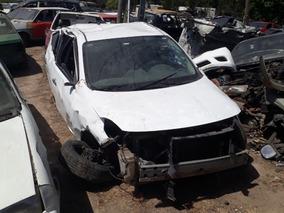 Nissan Versa 1.6 Con Choque Al Dia Sin Deuda 093992517