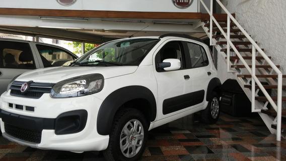 Nuevo Fiat Uno Way 2019! 100% Financiado!!
