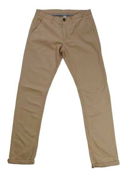 Pantalon Formal Chinos Color Beige 70545/2