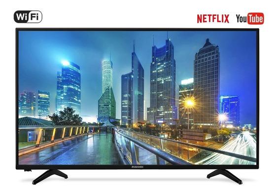 Smart Tv Panavox 39 Wi Fi Envío Gratis !!! A Todo El País
