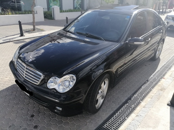 Mercedes-benz Clase C 2.3 C230 Avantgarde Sport V6 2007