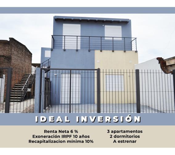 Apartamentos A Estrenar, Patio, Parrillero, 90% Financiacion