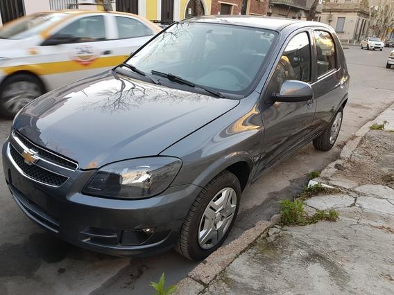 Chevrolet Celta 1.4 Lt Full A/a 5 P 2012