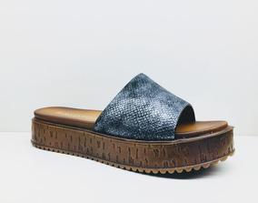 Sandalias Plataforma Verano Moda