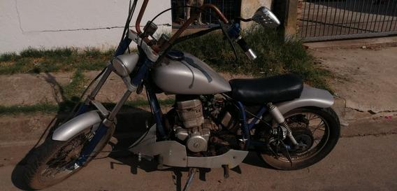 Motor Daelim Altino Moto Choper
