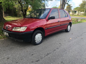 Peugeot 306xn 1.4 Impecable Estado Super Sano!!! Aerocar