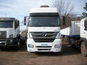 Mercedes Benz Axor 2035/tractor Igual A Un 0km .