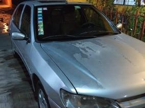 Peugeot 306, Año 2001, Todo Pagado.