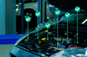 Service Programado Fiat Uno Atractive 30.000 Km