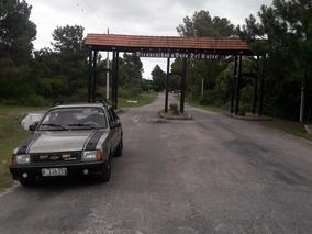 Chevrolet Chevette Cuatro Puerta 91