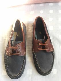 Zapato Náutico Cuero N 36