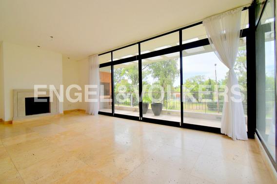 Moderno Apartamento En Alquiler En Carrasco