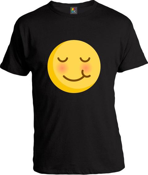 Remera Personalizada Diseño - Emoticon 9