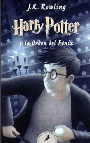 Harry Potter Y La Orden Del Fénix N° 5 - J K Rowling