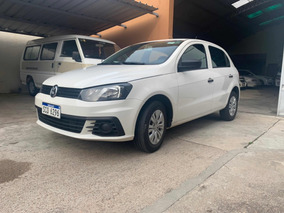 Volkswagen Gol G7 1.6 Power Año 2017