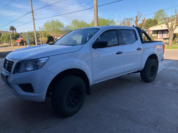 Nissan Np300 Frontier 2.5 Se Doble Cabina 2018