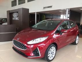 Ford Fiesta Se At Anticipo-ctas De 12 A60-entrega Inmediata