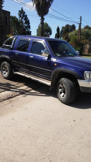 Toyota Hilux Año 2002 Srv Posible Permuta-financio